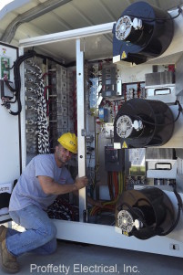 Proffetty Electrical Co. Commercial Industrial Electrical Solar Wiring